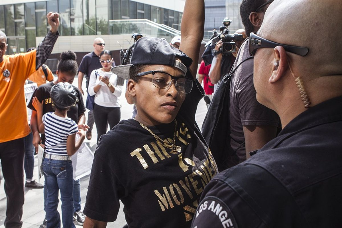 What Worries Me About The Black Lives Matter Movement