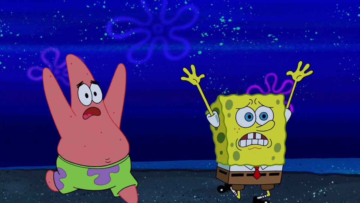 7 Questions Runners Hate As Told By Spongebob