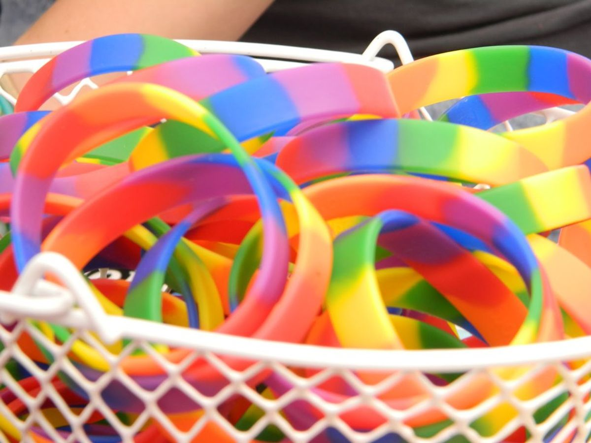 11 Reasons Why You Should Wear A Rainbow Bracelet