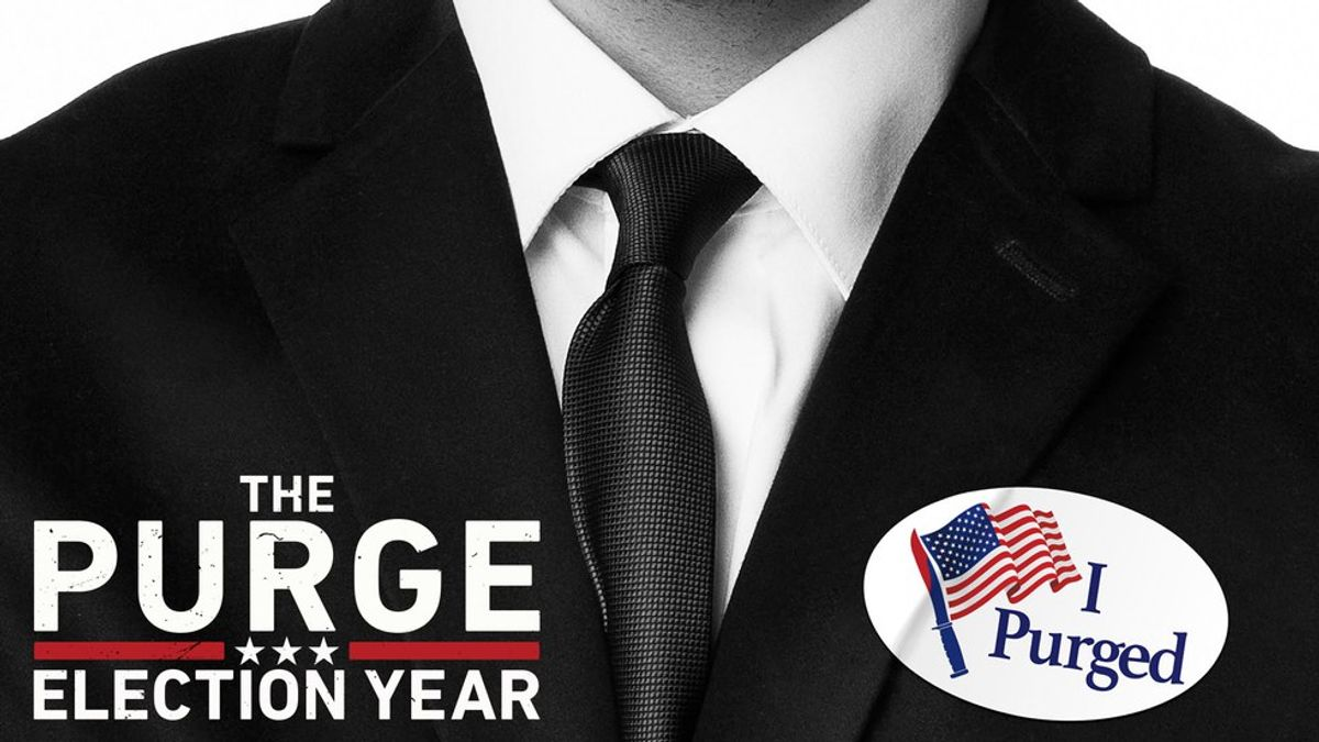 Why Christians Should Avoid Watching 'The Purge: Election Year'