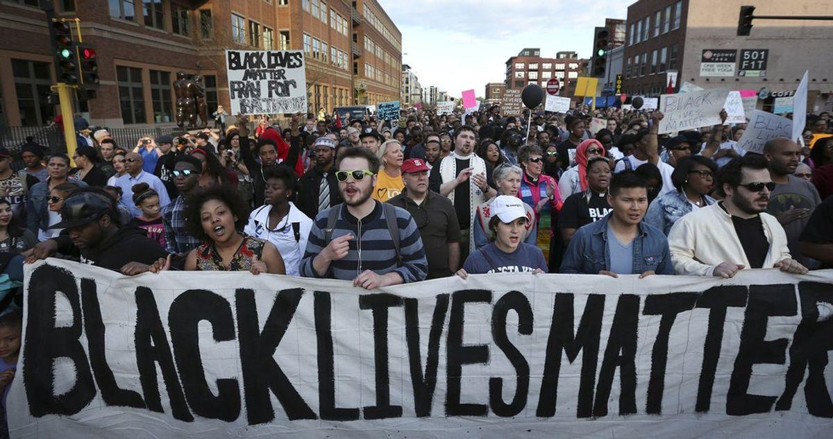 Lets Have A Serious Talk About #BlackLivesMatter