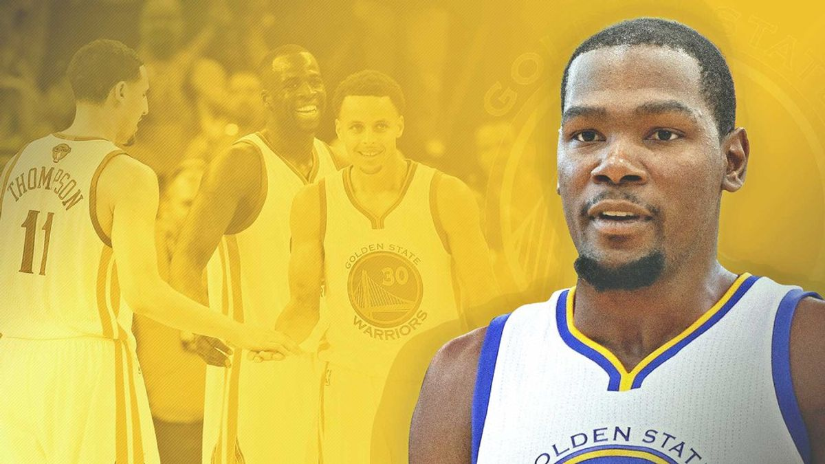 Turning Pages With Kevin Durant