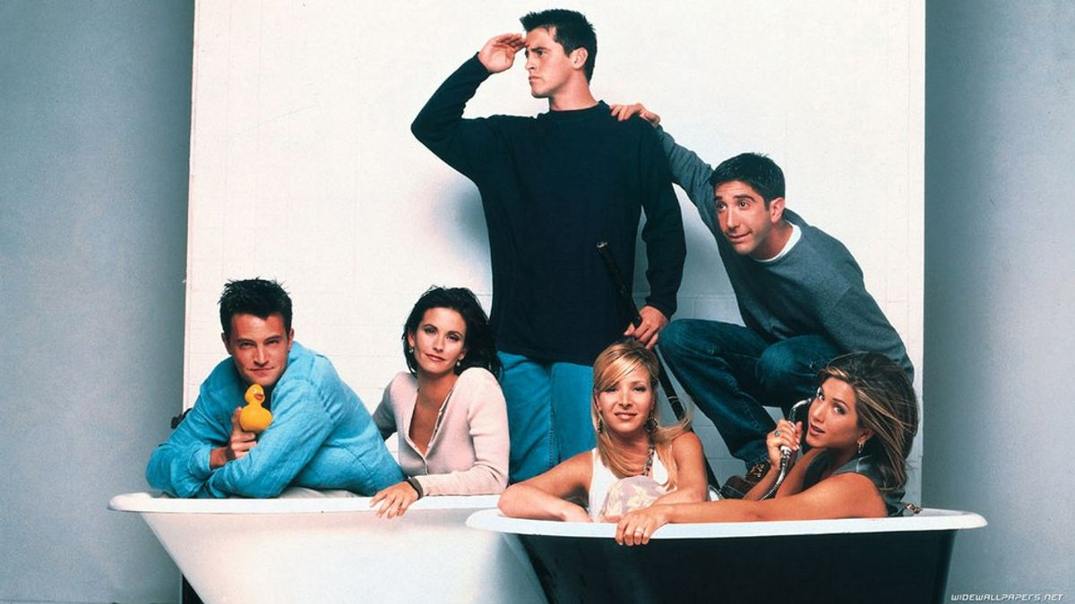 Home For Summer Told By 'Friends'