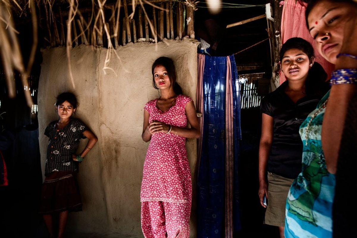 Could Feminism in Nepal Help Solve One of its Most Outrageous Human Rights Issue?