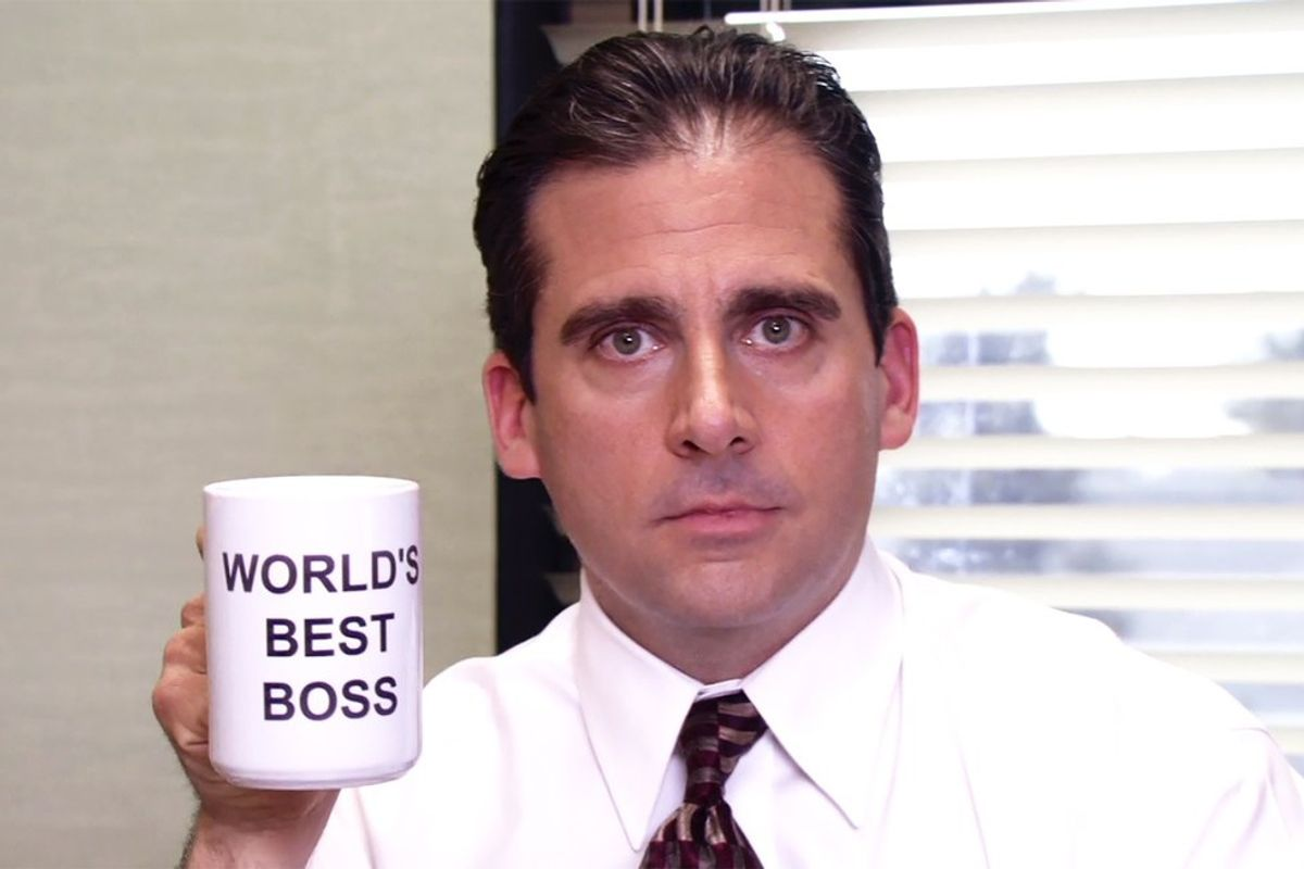 10 Life Lessons From Michael Scott