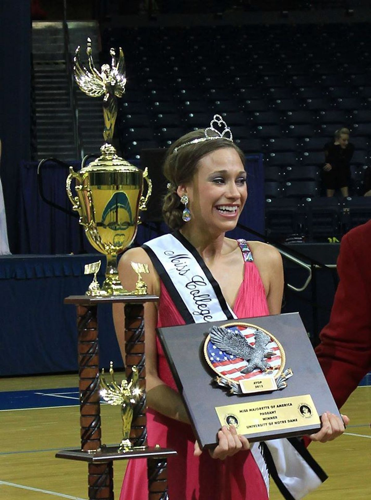 I Am Going To Be A National Champion Baton Twirler