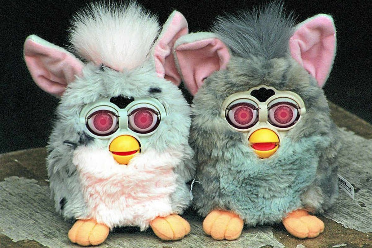 Feed My Furby: A Simple Pet Simulator Gone Horrifically Wrong