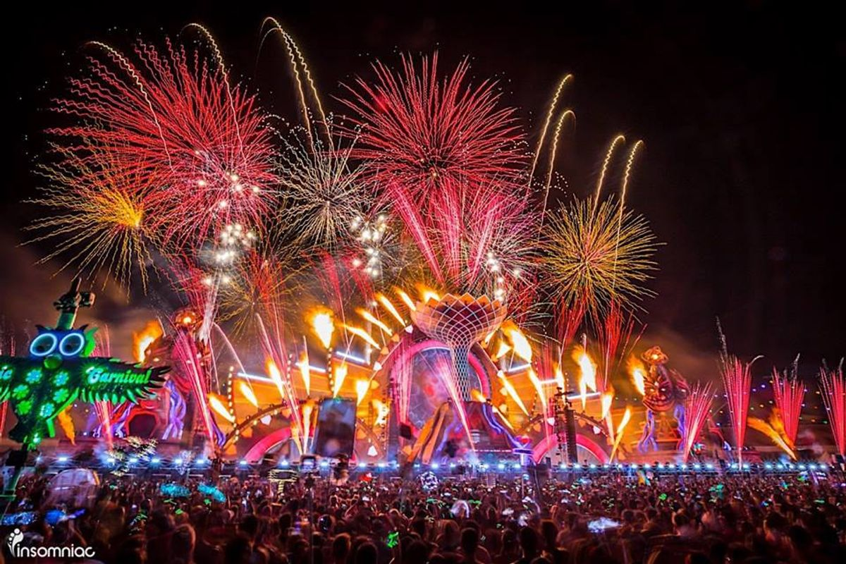 Why Going To EDC Alone Was The Best Decision I Ever Made