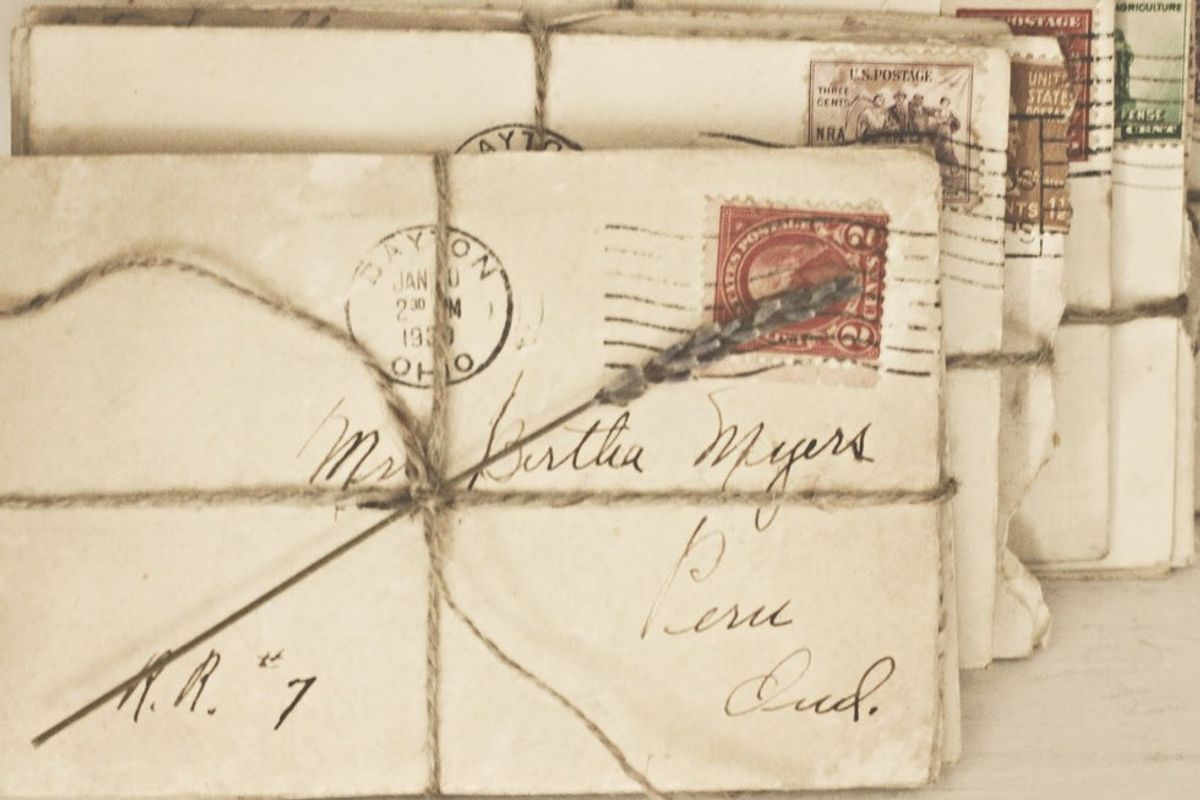 Why Snail Mail And Postcards Need To Make A Comeback