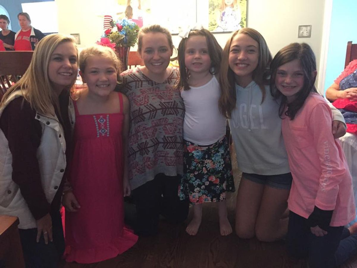 """An Open Letter To My """"Little Sisters"""""""