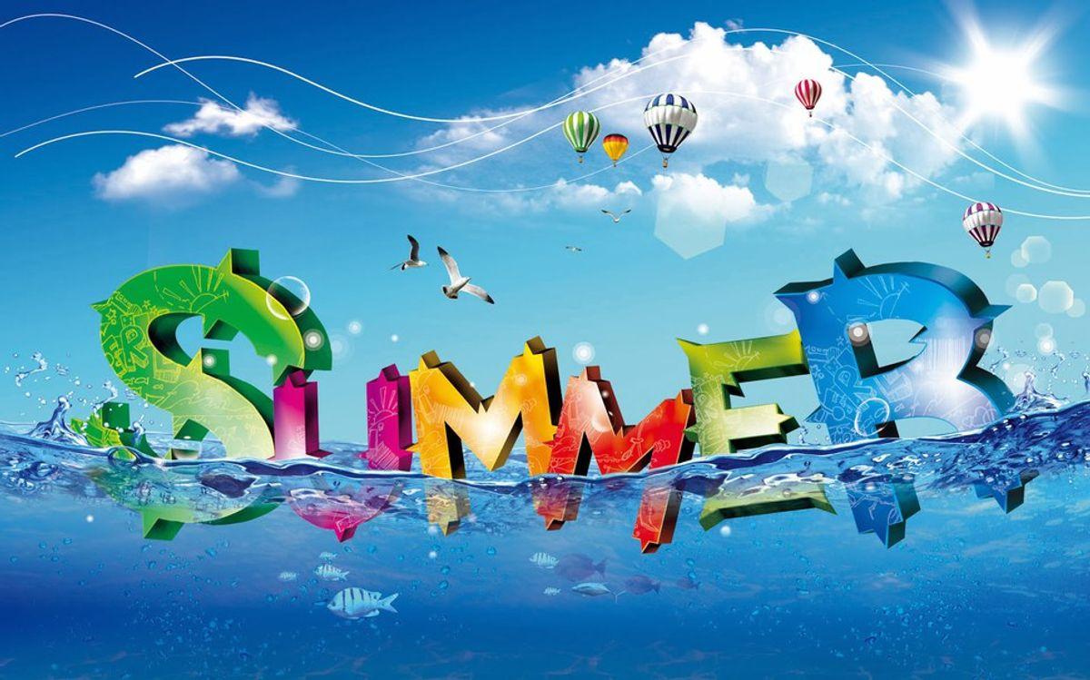 5 Reasons Why I Dislike Summer