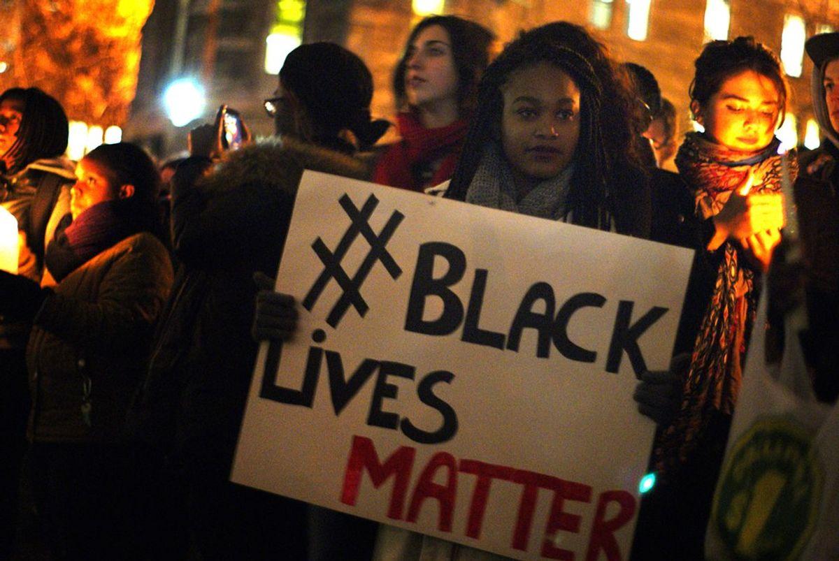 Black Lives Matter: It's Not 'Divisive'