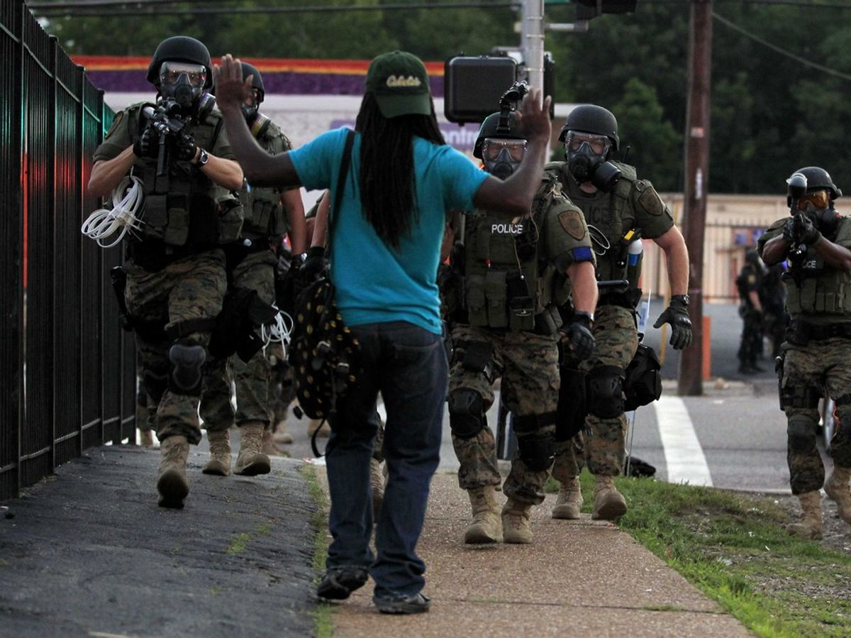 When Will Racial Killings Be More Than White Noise?