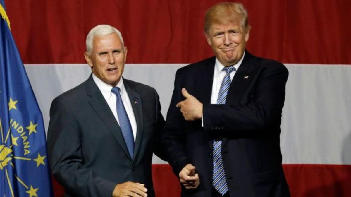 Who Exactly Is Mike Pence?