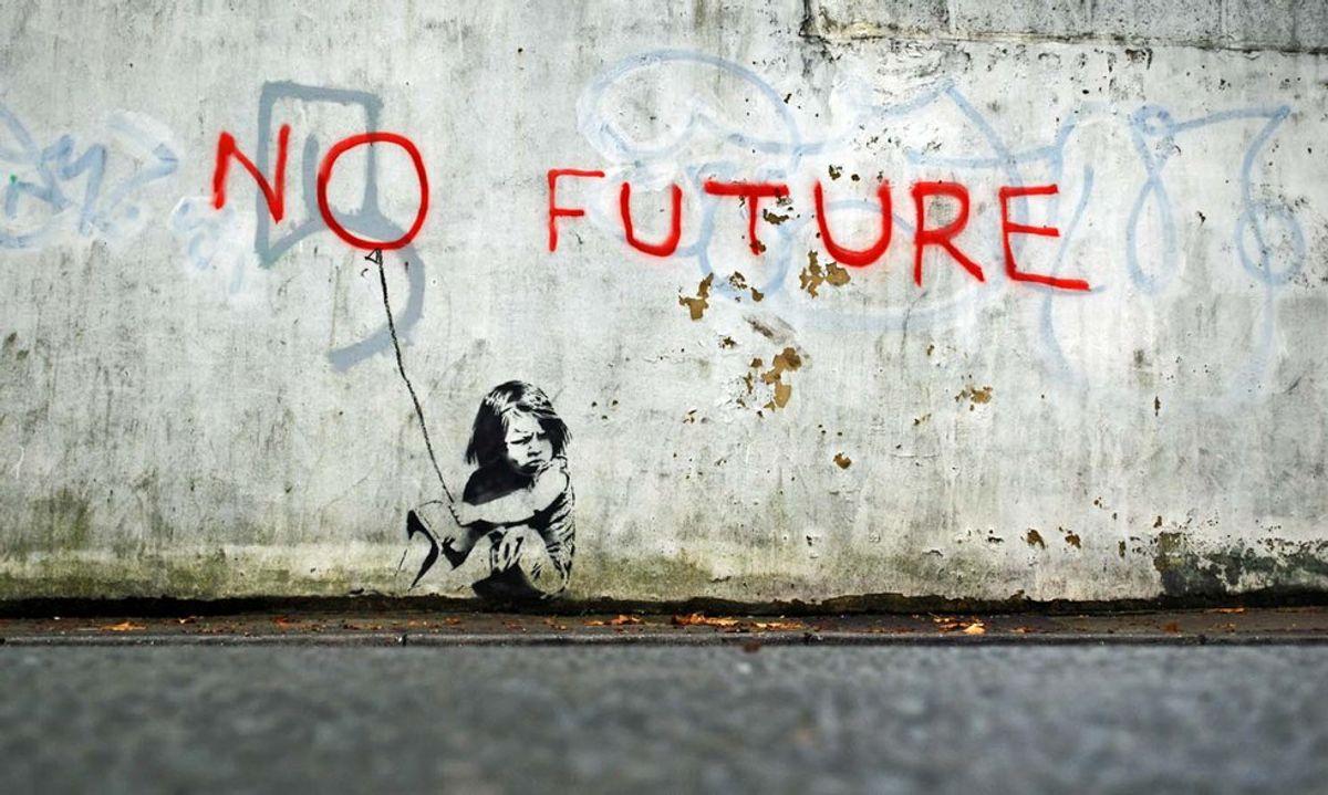 Banksy: Graffiti Artist And Political Activist