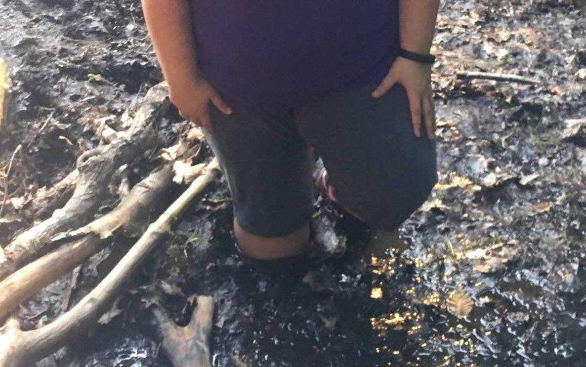 The Time I Got Stuck In The Mud Playing Pokémon GO