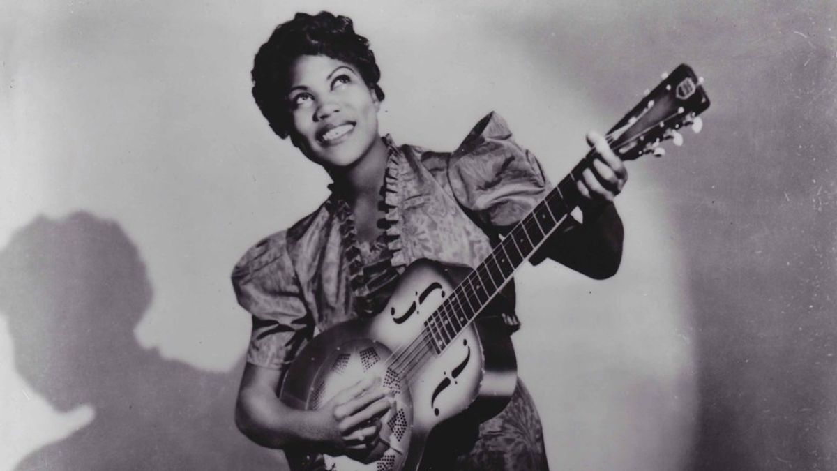 Sister Rosetta Tharpe: One Of The Most Influential Musicians Of All Time