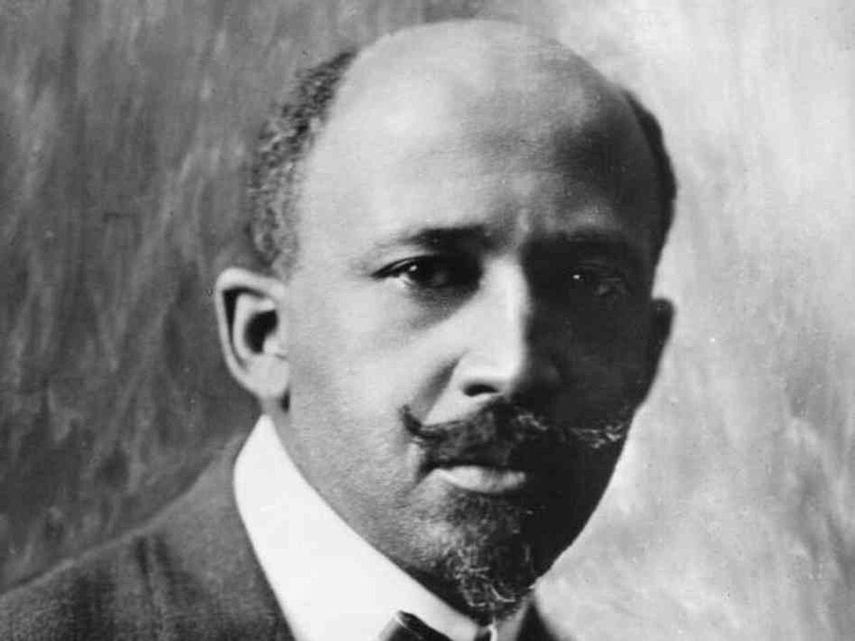 What If W.E.B. Du Bois Was A Rapper?