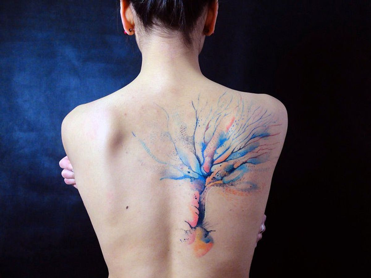 5 Tattoos With Amazing Meanings