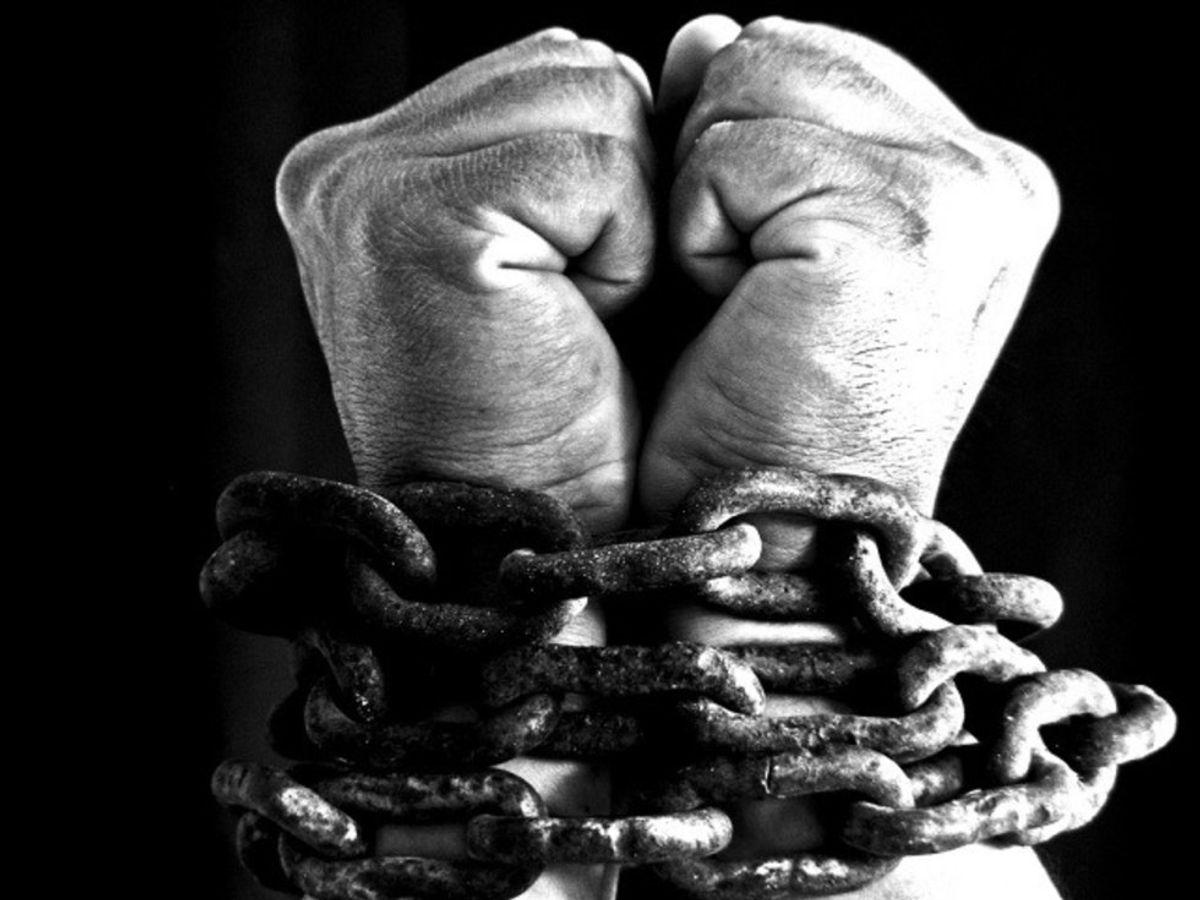 The Three Fold System of Oppression