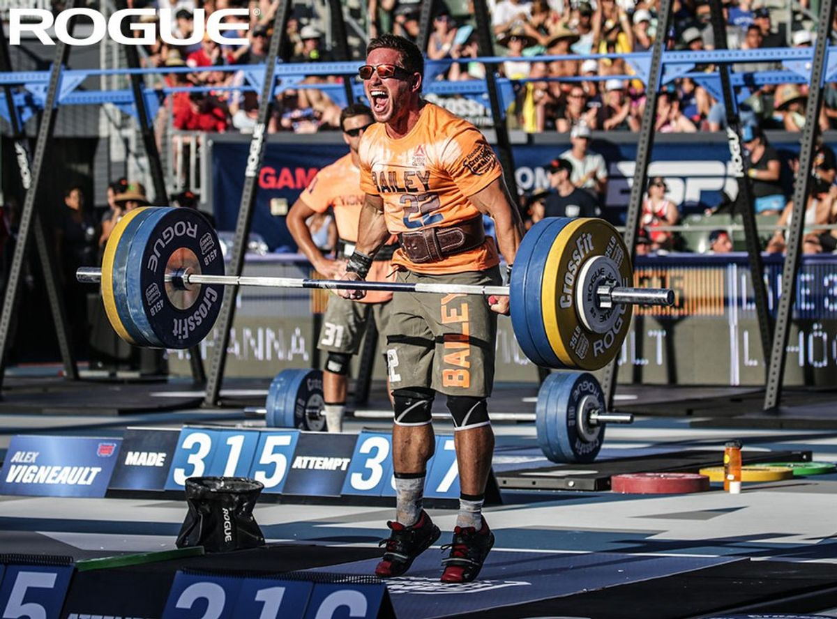 Why Crossfitters Talk About Crossfit So Much