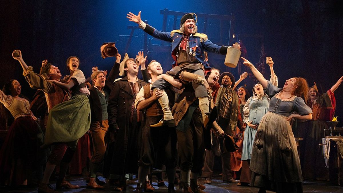 11 Life Lessons From Les Miserables