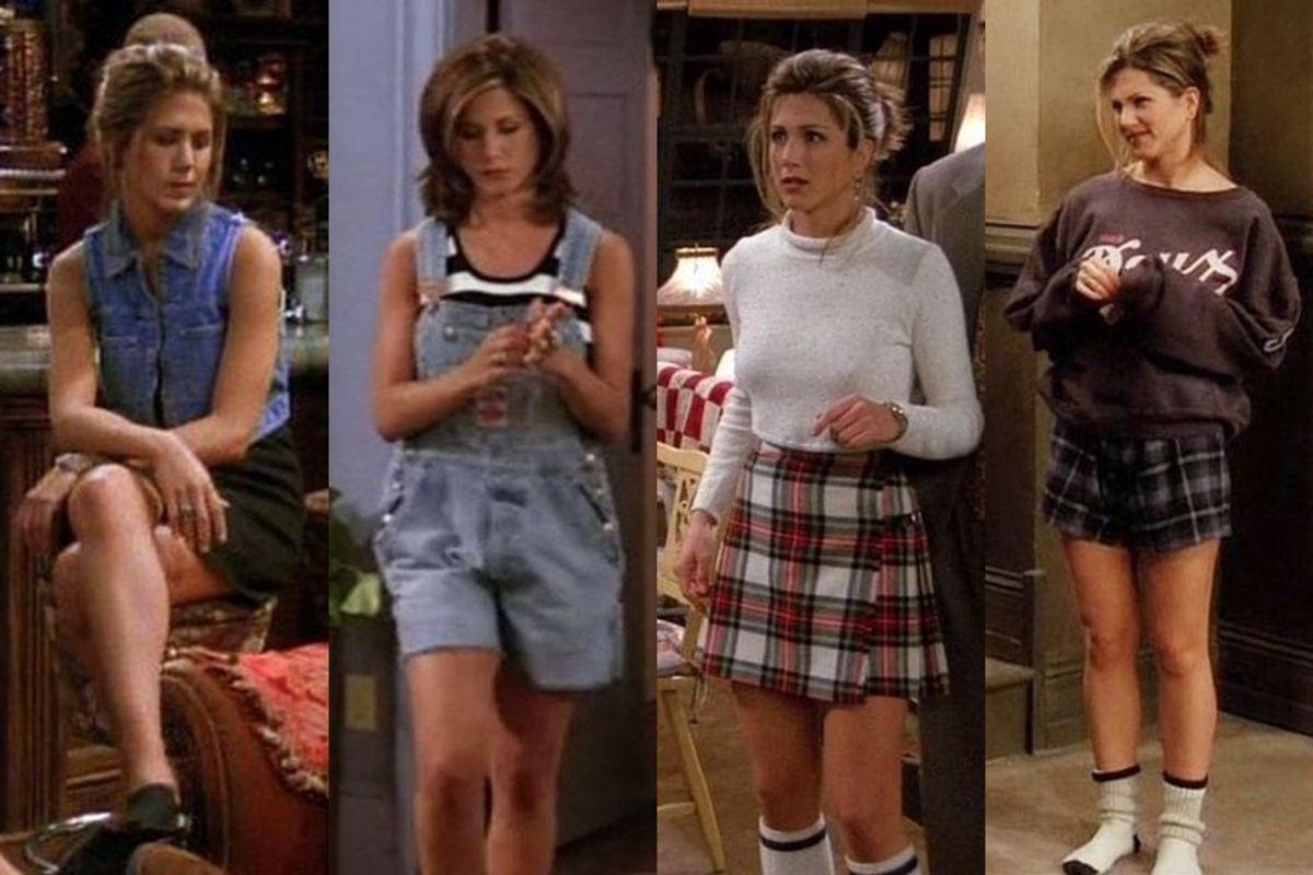 Rachel Green: A Style Icon