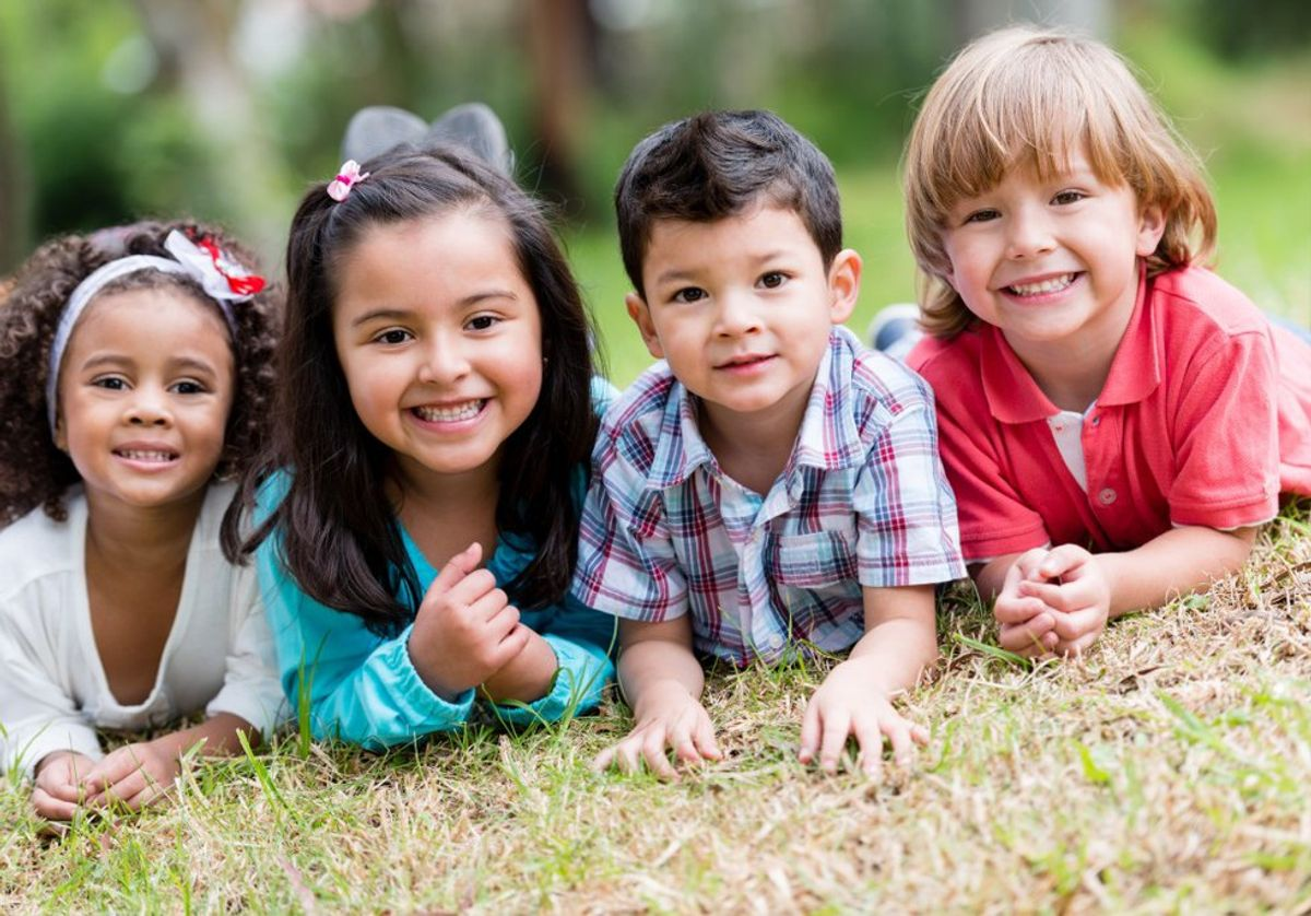 5 Ways Spending Time With Children Can Benefit Your Mental Health