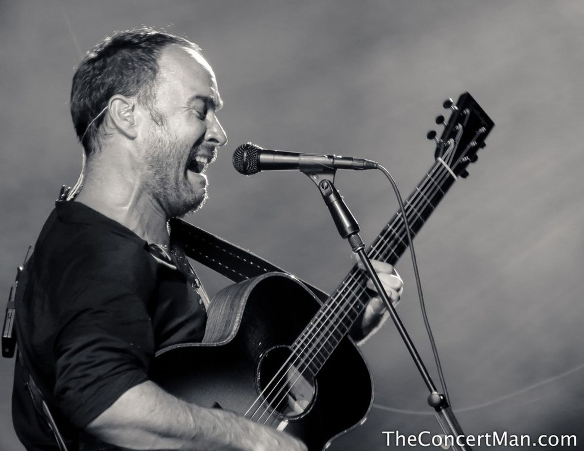 15 Times Dave Matthews Sang Your Emotions So You Didn't Have To