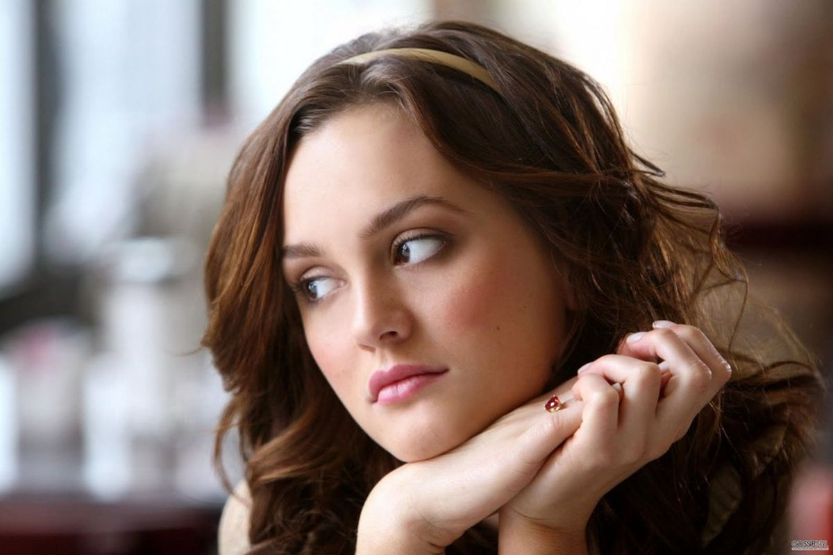 17 Times You Have Related To Blair Waldorf