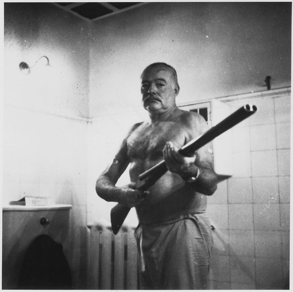 Ernest Hemingway: A Troubled Man And Enduring Legend