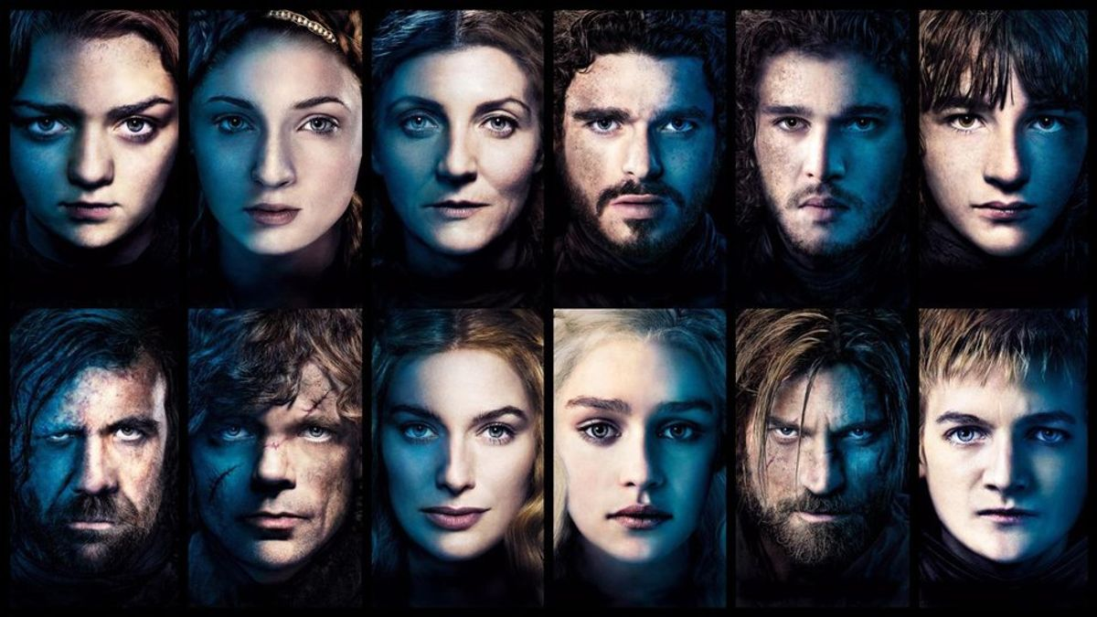 9 Reasons Why 'Game Of Thrones' Is The Best Show Ever