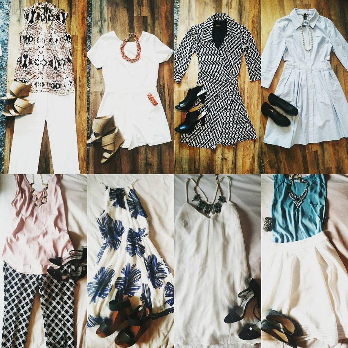 Beauty & Brains: How Fashion Has Improved My Organization