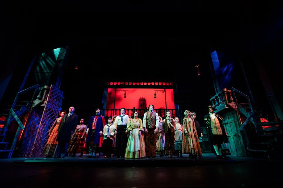 An Open Letter To Those Who Leave During Curtain Call