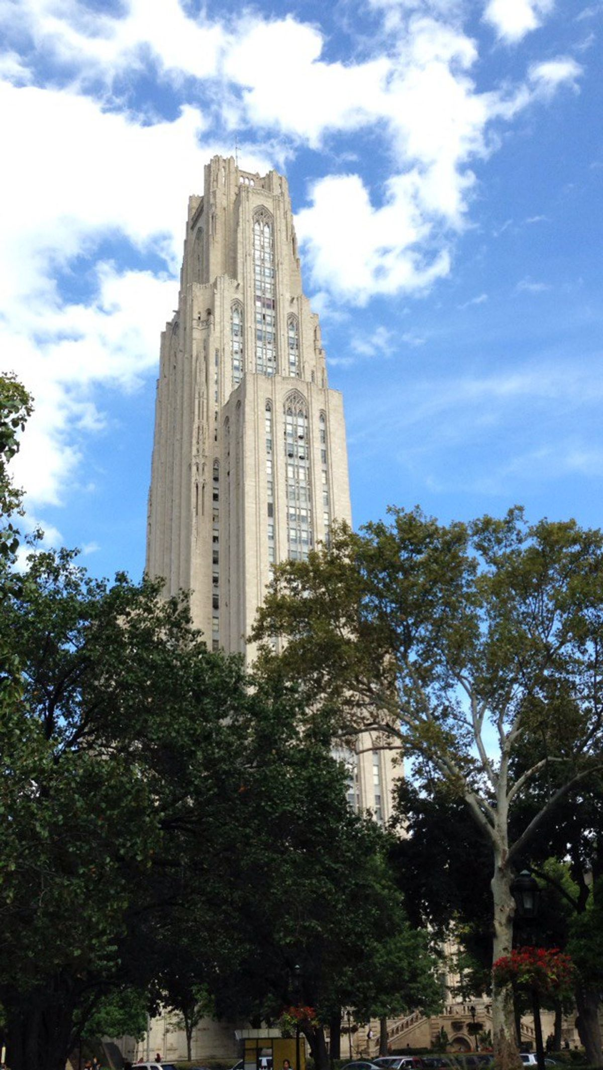 13 Reasons Pitt Students are Ready for the Fall Semester