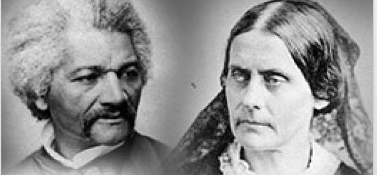Uncovering History: Was Susan B. Anthony Racist Or Frederick Douglass Sexist?