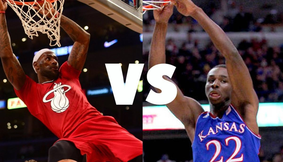 Why College Basketball Is Better Than The NBA