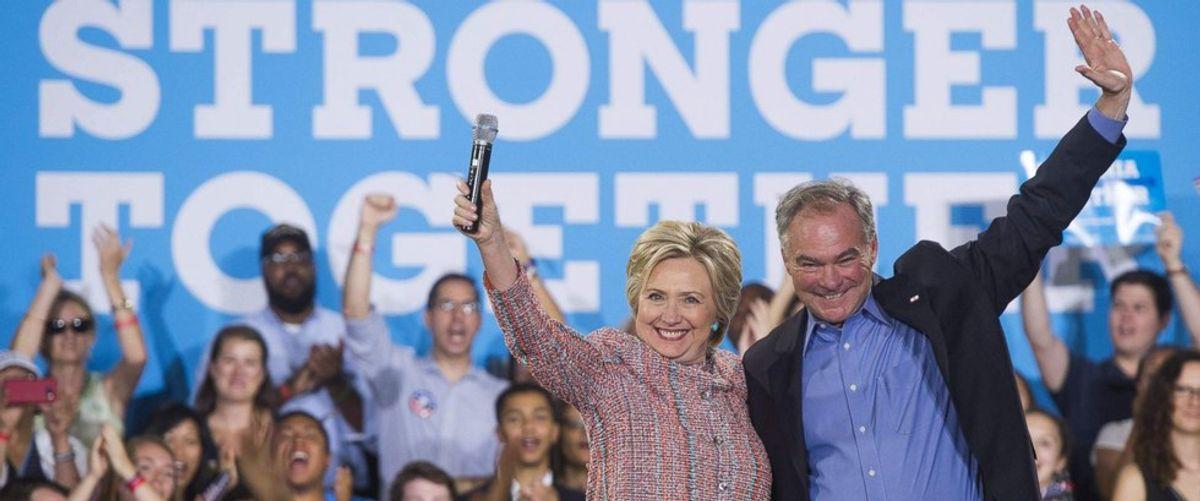 Meet Tim Kaine!: A Millennial Perspective On Hilary's Running Mate