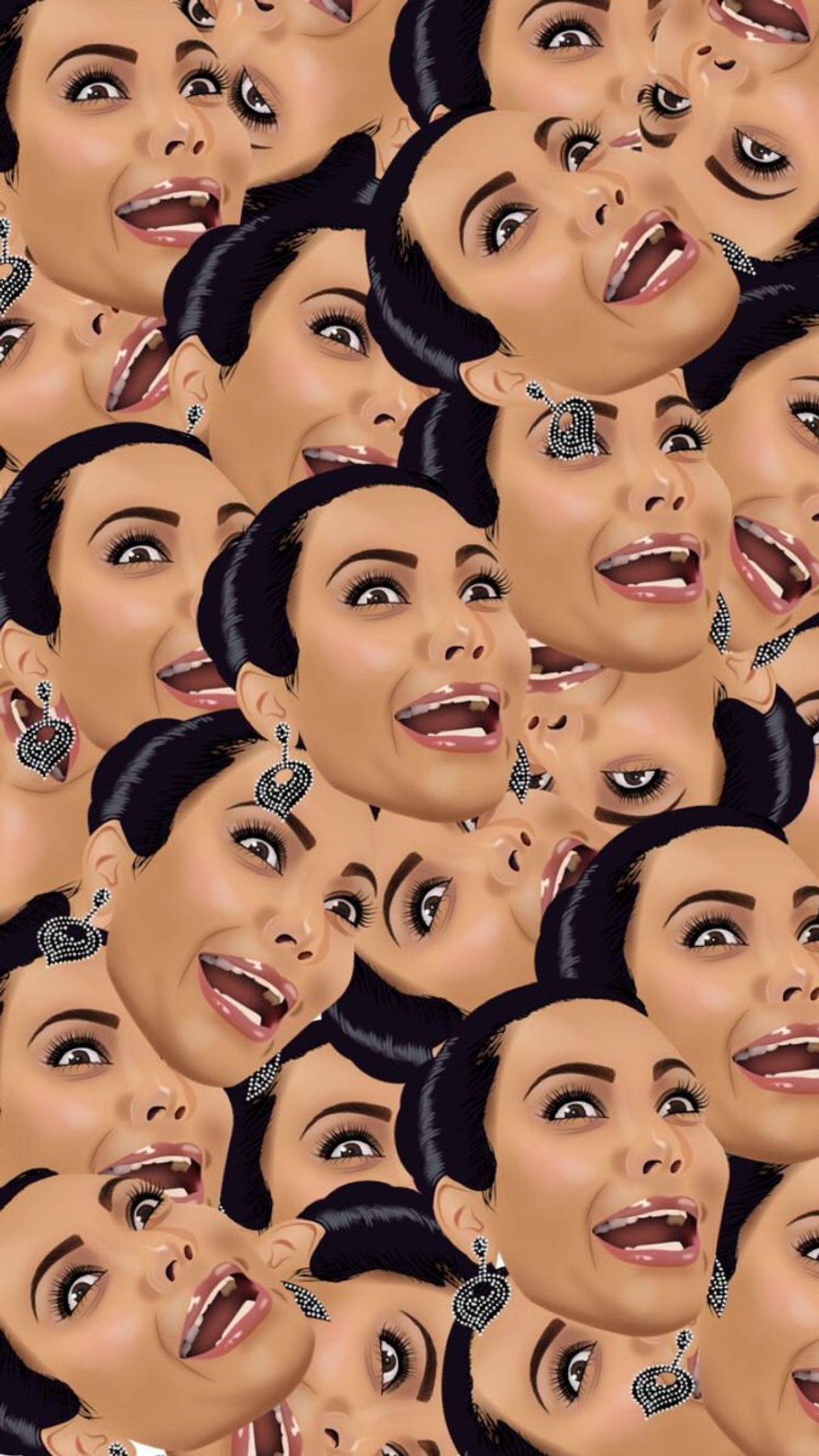 College Life As Told By Kim Kardashian GIF's
