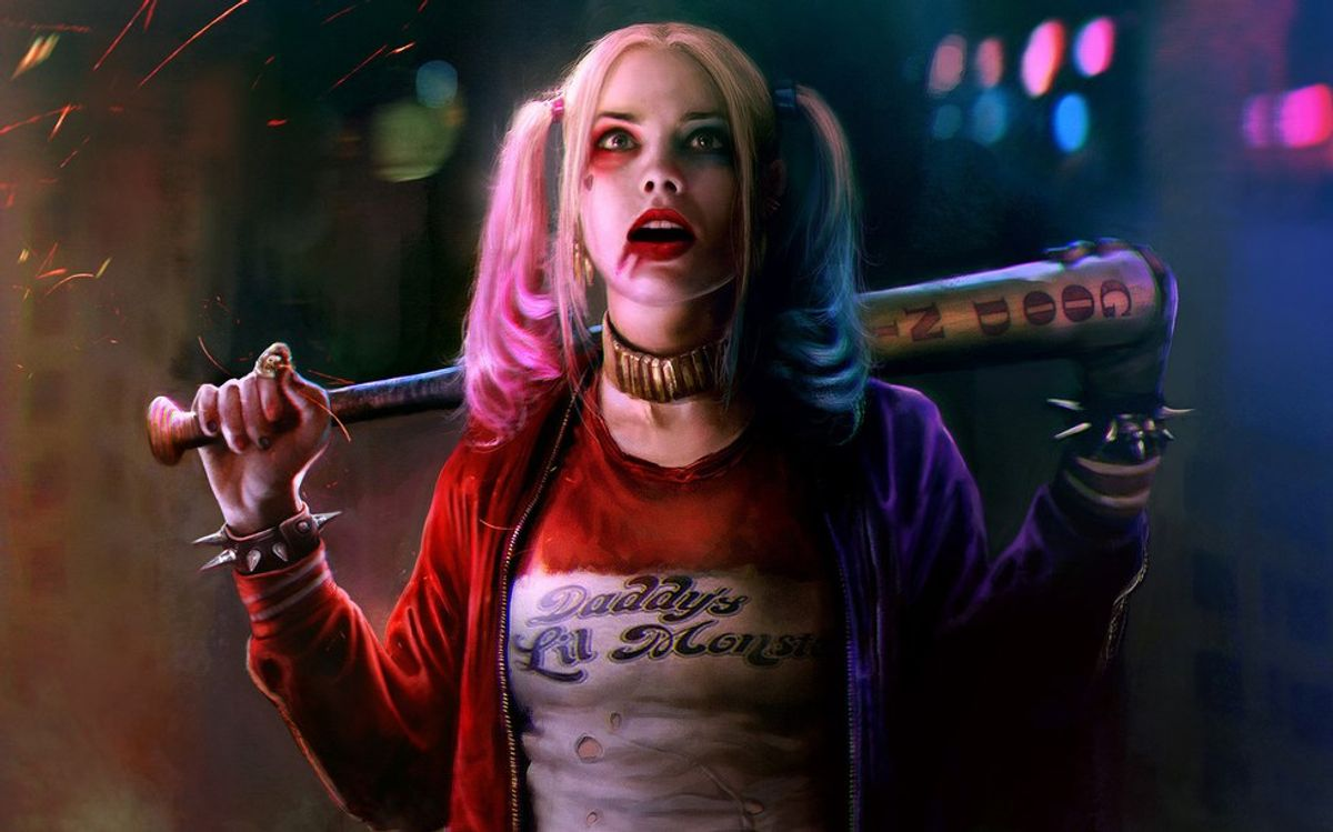Harley Quinn And The Joker Are Not #RelationshipGoals