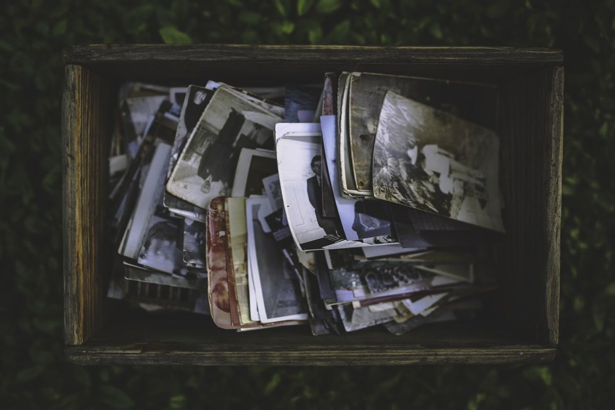 The Life Of A Memory Hoarder