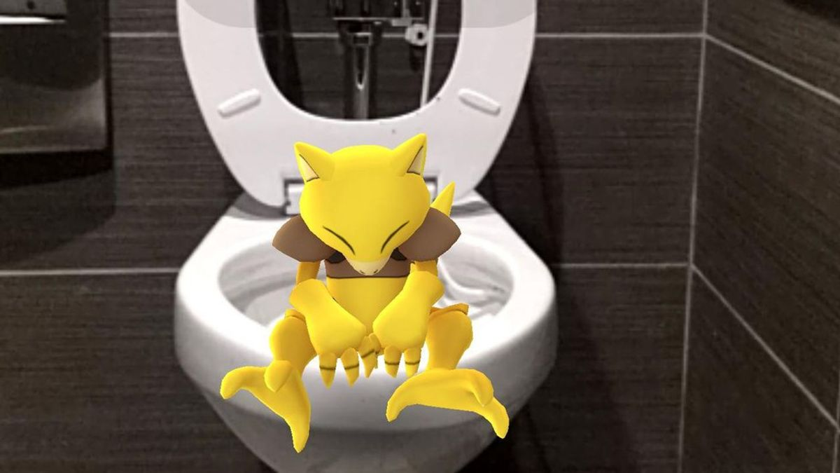 Unintended Consequences Of Pokémon Go