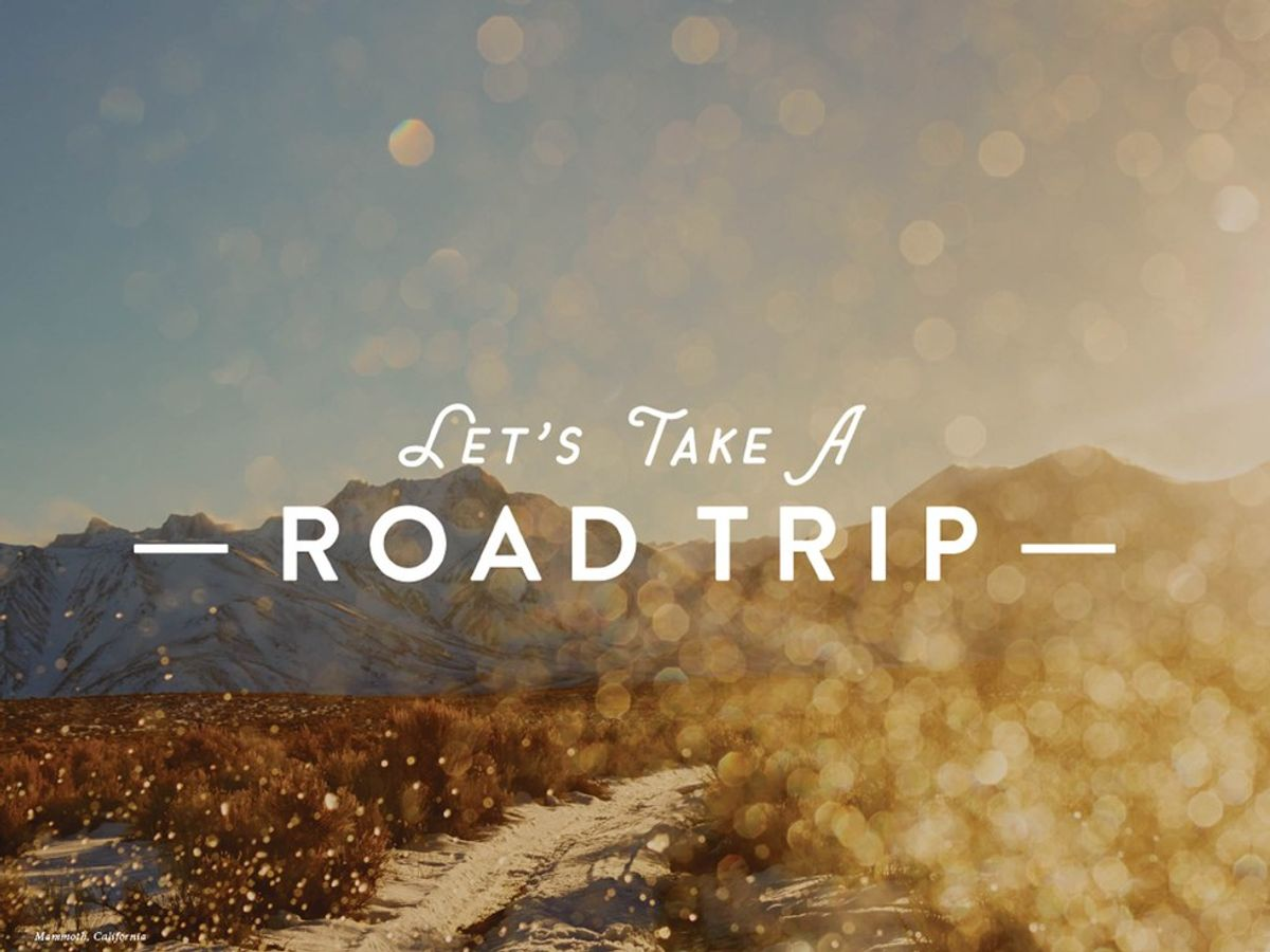 The 7 Stages Of A Roadtrip