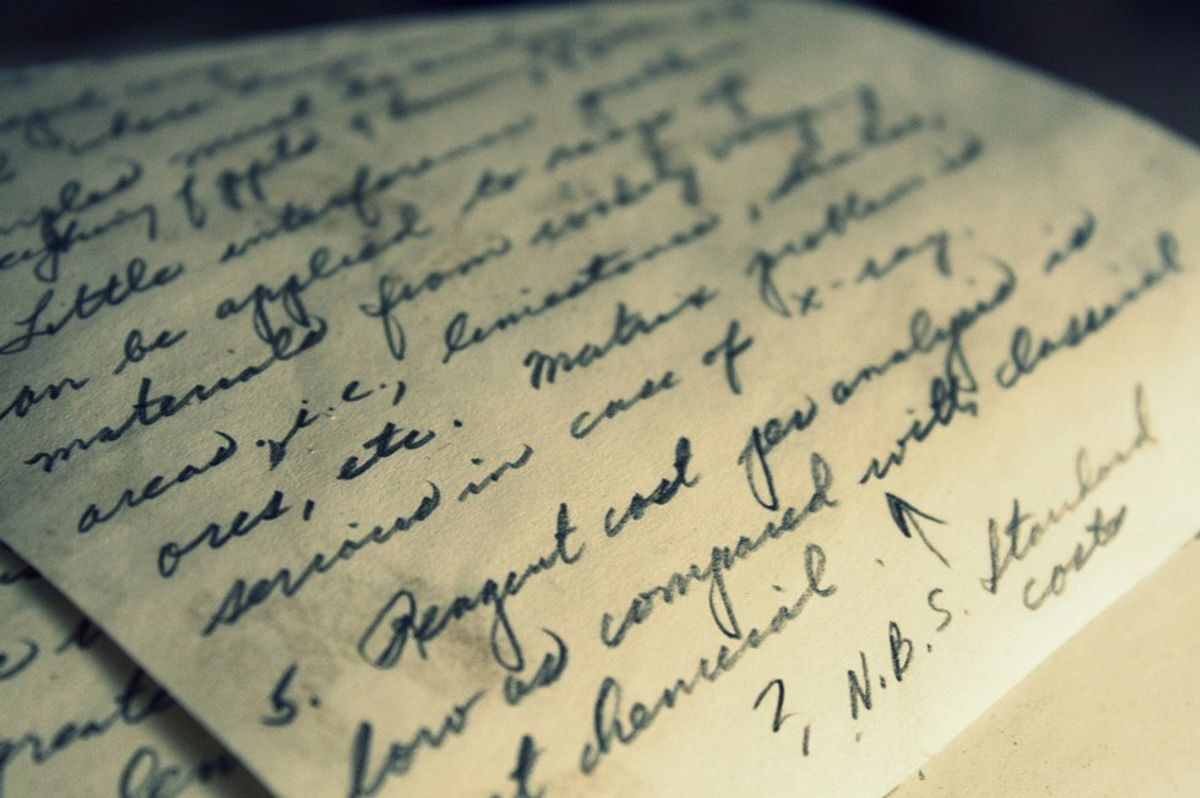Why Receiving Letters Makes Us Feel Loved