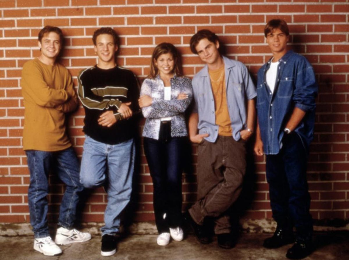 The Top 10 Shows For 90's Kids