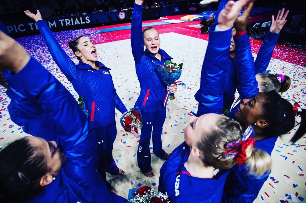 An Introduction To The USA Women's Artistic Gymnastic Team