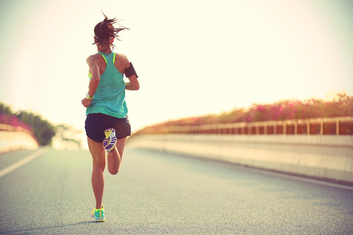 10 Thoughts Everyone Has When Running