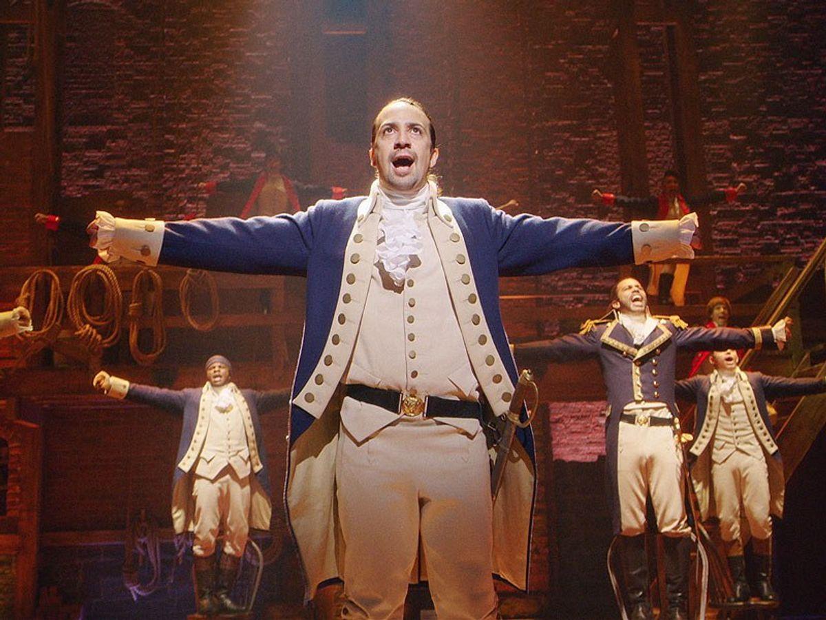 Hamilton: The Political Parable