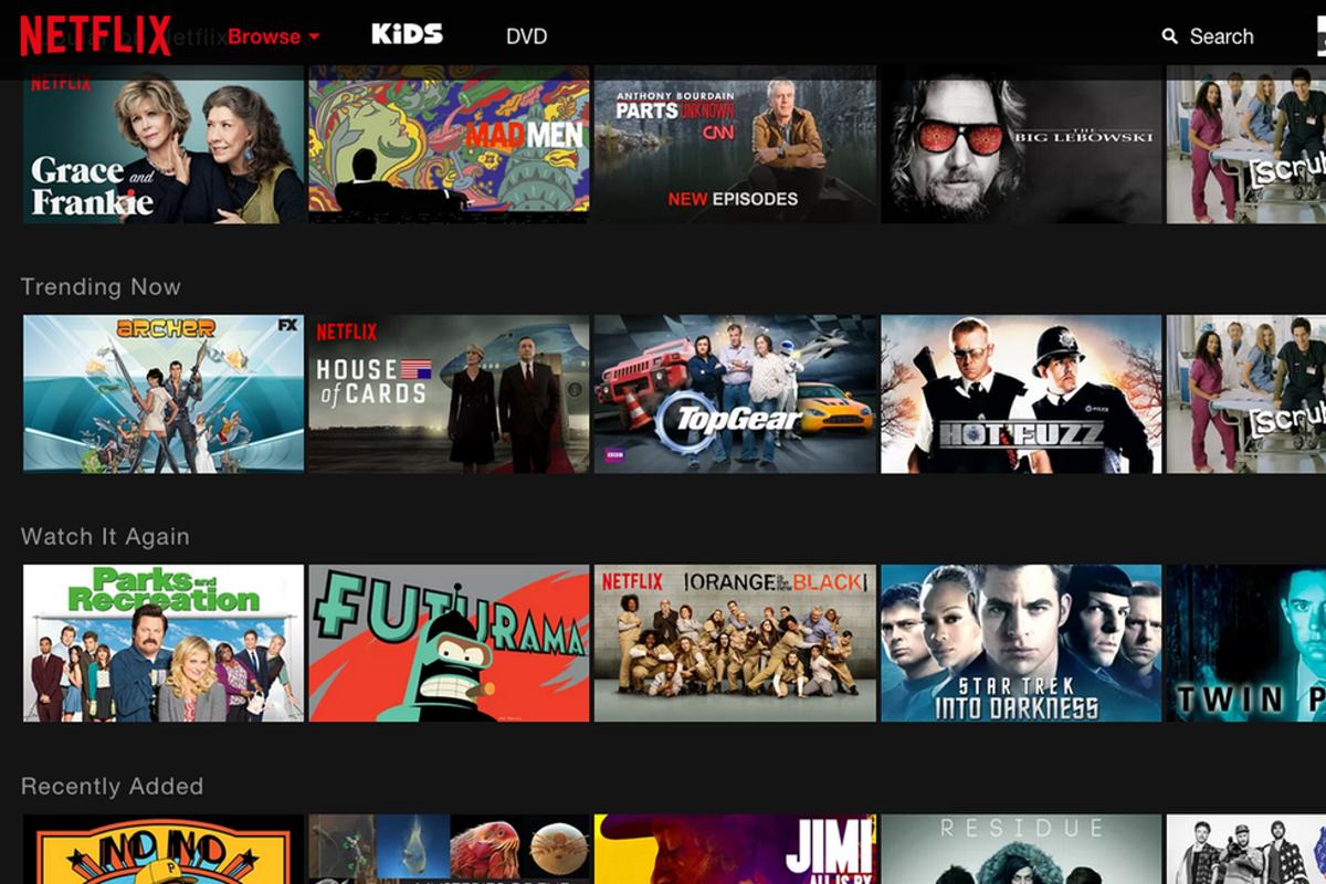 20 Best Shows On Netflix