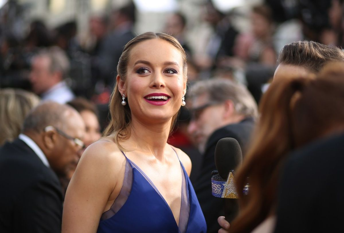 Why Brie Larson Is The Best